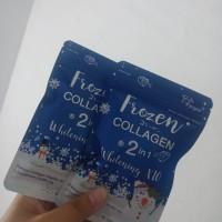 FROZEN COLLAGEN 2 IN 1 WHITENING X 10 THAILAND