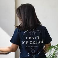 Three Folks - Craft Ice Cream T-shirt