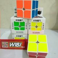 mainan kubus rubik 2x2 youngjun 2 layers magic cube