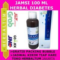 Obat Diabetes Herbal merk JAMSI isi 100 mL