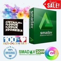 Smadav Anti Virus 2019 - RETAIL License - Ori Product Key Activation