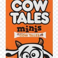 Goetze's Mini Cow Tales Vanilla Candy Goetzes Permen USA Import