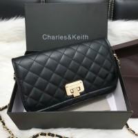 Harga charles and keith sling bag | antitipu.com
