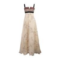 Sebastian Gunawan Sleeveless Floral Dress (SGU01527C)