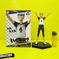 Figure Banpresto Haikyuu Kotaro Bokuto DXF Volume 10 6.7 inch