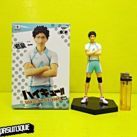 Figure Banpresto Haikyuu Hajime Iwaizumi DXF Vol. 7