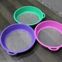 Saringan Santan /Saringan ayak tepung plastik