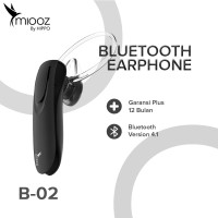 Hippo Miooz B02 Bluetooth Headset
