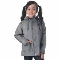 IN 8SMD75 Sweater Jaket Motor Parka Hoodies Anak Perempuan Cantik