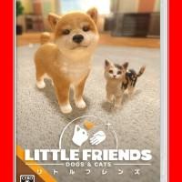 Nintendo Switch Imagineer Little Friends Dogs & Cats (Eur / English)