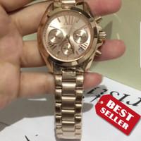 jam tangan michael kors rose gold/jam tangan import/jam mesin japanmov