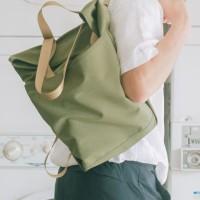 AME Raincoat - Convertible Bag