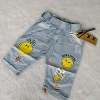 Celana Jeans Levis Ripped Pendek Anak Laki laki Import