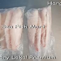Filet Ikan Dory / Ikan Dori / Dori Lokal Murah / Fish n Chips 1kg