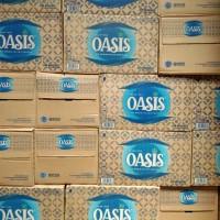 Air Mineral Oasis Botol Pet - 600 ml