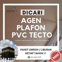 Dicari Agen & Distributor Plafon PVC TECTO di Seluruh Indonesia
