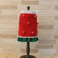 Baju Hewan 98013 Christmas Dress M