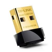 TP-LINK TL-WN725N Nano USB Wireless Adapter 150 Mbps tplink 725 725n w