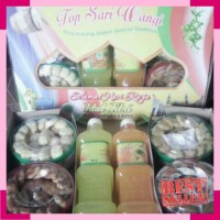 Top Sari Wangi kue paket Lebaran