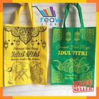 Tas Souvenir / Goodie Bag / Kantong / Tas Belanja Idul Fitri Lebaran