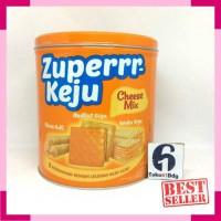 Zuperrr Jeju Cheese Mix Wafer, Malkist , Roll . Kue kaleng lebaran /