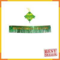 Dekorasi Lebaran Banner Ornament Dekorasi Hiasan Idul Fitri Murah 5103