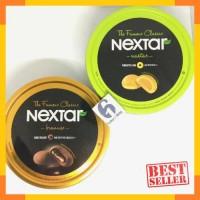 Nabati Nextar Cookies Kaleng Brownies / Nastar / kue parsel Lebaran