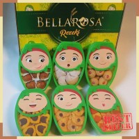 Kue Lebaran Bellarosa Rezeki