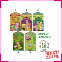 Amplop Angpao Lebaran Idul Fitri Murah Sakinah Isi 8 Pc (Medium) 3408