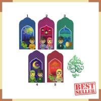 Amplop Lebaran Angpao Selamat Idul Fitri Ramadhan isi 8 pc Murah KECIL