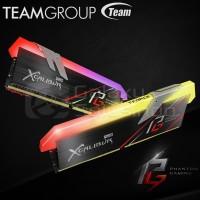 TEAM T-Force Xcalibur Phantom Gaming RGB (2x8) 16GB DDR4 kit 3200MHz