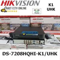 Hikvision DVR DS-7208HQHI-K1 /UHK 8 Channel DS-7208HQHI 7208HQHI