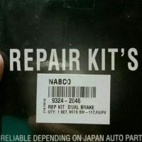 kit pedal rem angin PS190 9324-2046