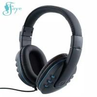 Headset Gaming Stereo dengan Mikrofon untuk PC