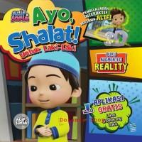 BBW 3D Interaktif Buku Anak Ayo, Shalat !! (Alif dan Sofia) Buku Ajaib