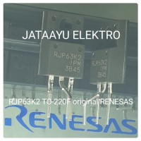 RJP63K2 TO-220FL Original Renesas