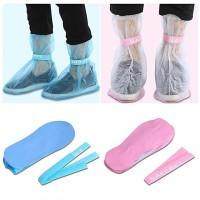 Sarung Hujan / Waterproof Sepatu  - BIru