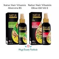 Natur Hair Vitamin Aloevera - Olive Oil Vit E 80ML