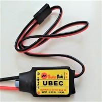 Sunrise Mini UBEC 5.5V 6A (Max 8A) Lipo 2S - 8S
