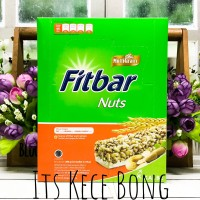 [ISI 12 PCS] Fitbar Multigrain Nuts 288gr