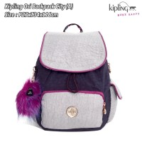 Backpack kipling original city / tas ransel kipling ori