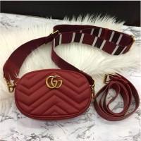 657aac94f15a PROMO Gucci belt bag / gucci waist bag / tas pinggang gucci MURAH