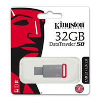 FlashDisk Kingston 32GB DataTraveler DT50 USB 3.1 Flash Drive