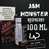 E-Liquid Premium JAM MONSTER Raspberry 100Ml 6Mg