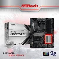 Motherboard ASROCK X470 Master SLI (AM4, AMD, USB3.1, SATA3)