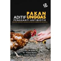 Buku Aditif Pakan Unggas Pengganti Antibiotik