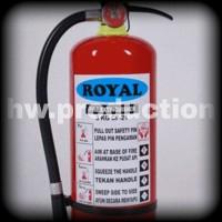 Pemadam Api Powder 6Kg