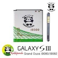 Baterai Rakkipanda For Samsung S3 i9300 Double IC Protection