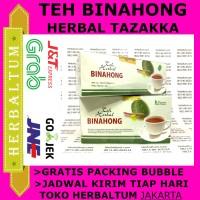 Teh Celup Binahong Tazakka - isi 20 - Herbal Daun Binahong