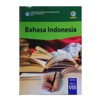 Buku Bahasa Indonesia kelas 8 SMP Kurikulum 2013 Edisi revisi 2017